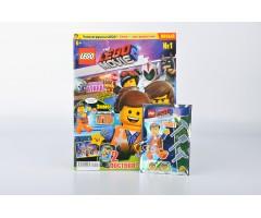 1030 Журнал Лего Муви с фигуркой