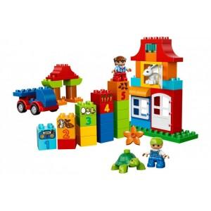 «Lego Duplo огромная коробка для творчества» 10580