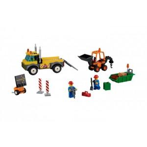 «Грузовик для дорожных работ» 10683