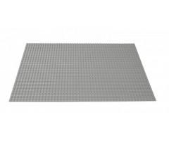 10701 Строительная пластина серого цвета