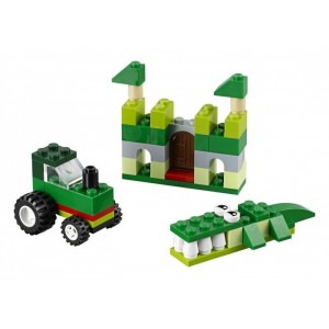 «Набор кубиков зеленого цвета» 10708