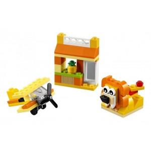 «Набор кубиков оранжевого цвета» 10709