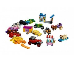 10715 Модели на колёсах