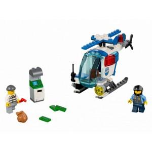 «Погоня на полицейском вертолете» 10720