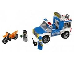10735 Погоня на полицейском грузовике