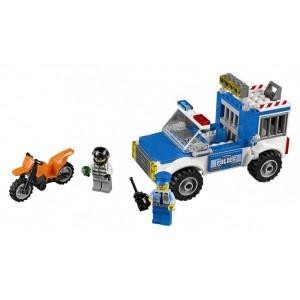 «Погоня на полицейском грузовике» 10735