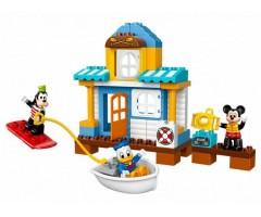 Микки и друзья: пляжный домик
