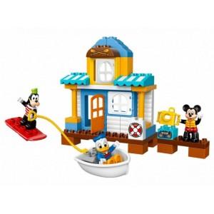 «Микки и друзья: пляжный домик» 10827