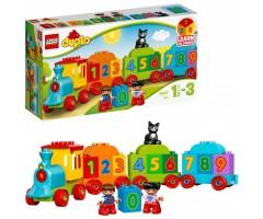 10847 Поезд Считай и играй