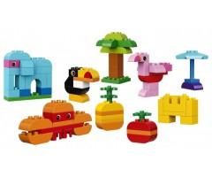 10853 Набор деталей для детского конструирования