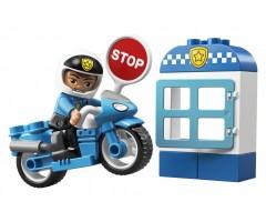 10900 Полицейский мотоцикл