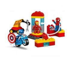 10921 Лаборатория супергероев