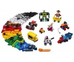 Кубики и колёса