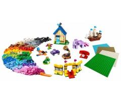 11717 Кубики, кубики, пластины