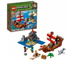 21152 Приключение на пиратском корабле