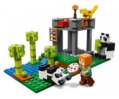 21158 Детский сад для панд