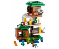 Современный домик на дереве