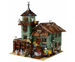 21310 Старый рыболовный магазин