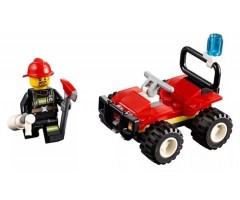 30361 Пожарный на джипе