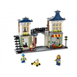 «Магазин игрушек и продуктов» 31036