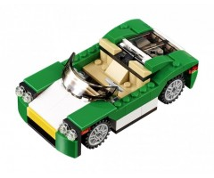 31056 Зелёный кабриолет