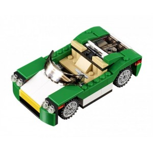 «Зелёный кабриолет» 31056