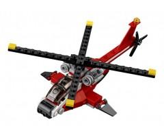 31057 Красный вертолёт