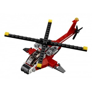 «Красный вертолёт» 31057
