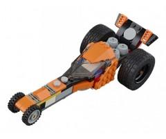 31059 Оранжевый мотоцикл