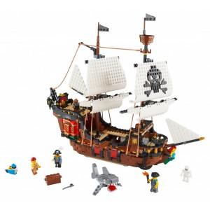 «Пиратский корабль» 31109
