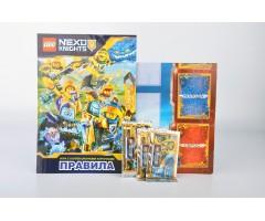 39411 Коллекция карточек Nexo Knights