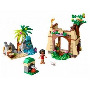 «Приключения Моаны на затерянном острове» 41149