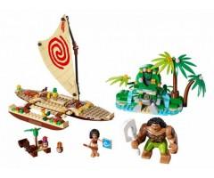 41150 Путешествие Моаны через океан