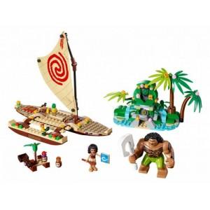 «Путешествие Моаны через океан» 41150