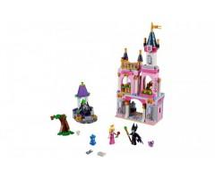 41152 Сказочный замок Спящей Красавицы