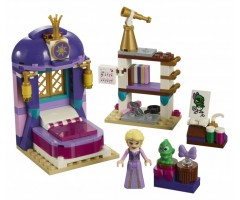 41156 Спальня Рапунцель в замке