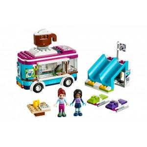 «Горнолыжный курорт: фургон с горячим шоколадом» 41319