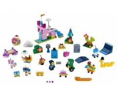 41455 Коробка кубиков для творческого конструирования «К