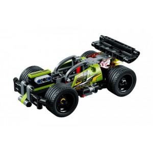 «Зеленый гоночный автомобиль» 42072