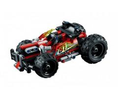 42073 Красный гоночный автомобиль