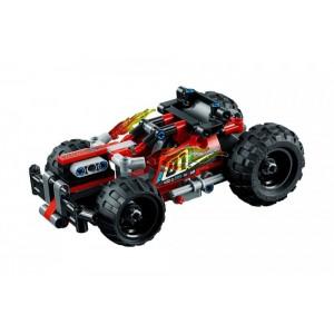«Красный гоночный автомобиль» 42073