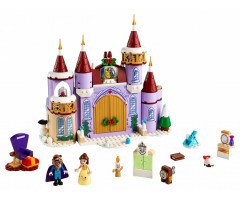 43180 Зимний праздник в замке Бэлль
