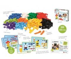 45020 Кирпичики LEGO для творческих занятий