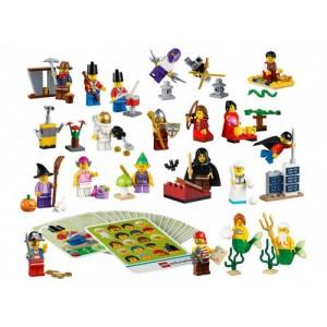 «Сказочные и исторические персонажи LEGO» 45023