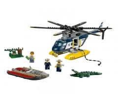 60067 Погоня на полицейском вертолете