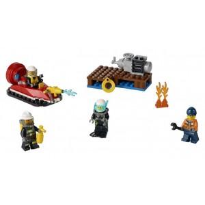 «Набор для начинающих пожарная команда» 60106