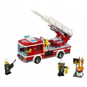 «Пожарный автомобиль с лестницей» 60107
