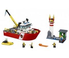 60109 Пожарный катер
