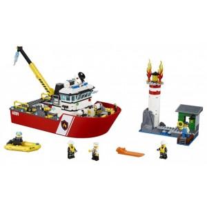 «Пожарный катер» 60109