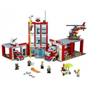 «Пожарная часть» 60110